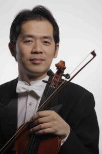Shinn Hirayama, Concertmaster